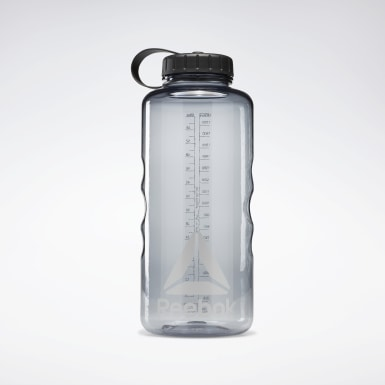 Water Bottle  1800ml  Black