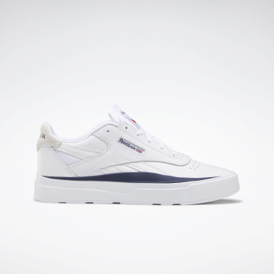 Classics White Reebok Legacy Court Shoes