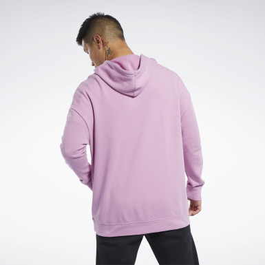 Heren Fitness & Training Training Essentials Linear Logo Hoodie