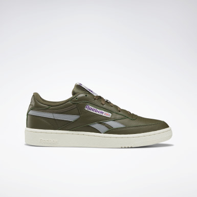 Men Classics Green Club C Revenge Plus Men's Shoes
