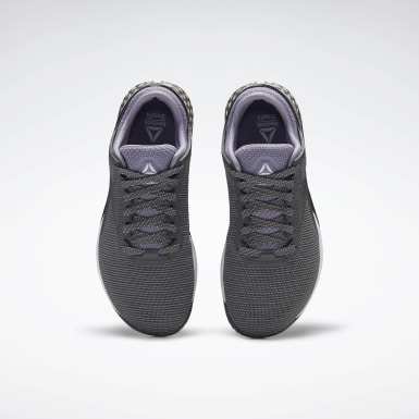 Women Cross Training Grey Nano 9.0 Shoes