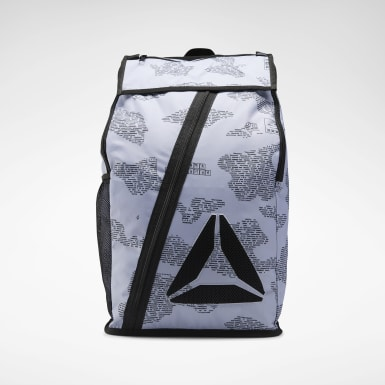 Training Purple Training Graphic Backpack Medium