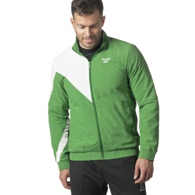 Men Classics Green Classics Vector  Tracktop