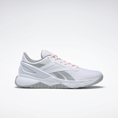 Women Training White Nanoflex TR Shoes