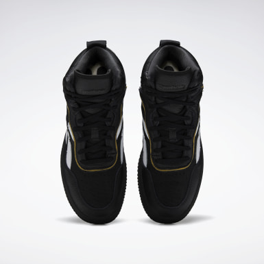 Classics Black VB Dual Court Mid II Shoes