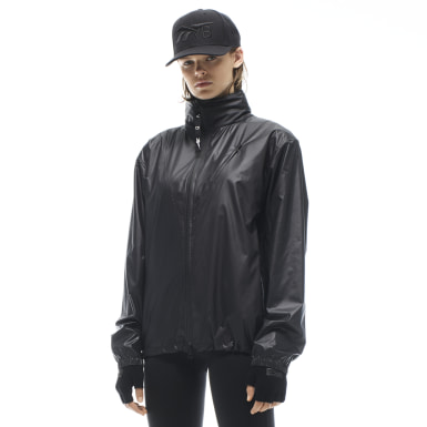 Women Training Black VB Windbreaker