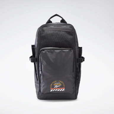 Mochila Combat Negro Fitness & Training