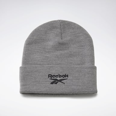 Cross Training Grey Foundation Logo Beanie