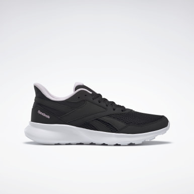 Women Running Black Reebok Quick Motion 2.0 Shoes