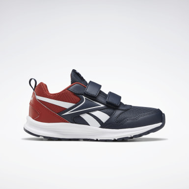 Boys Running Blue Reebok Almotio 5.0 Shoes