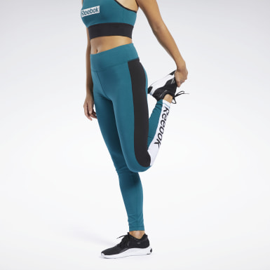 Training Essentials Linear Logo Leggings