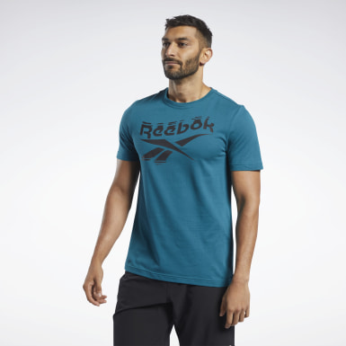 Men Fitness & Training Graphic Series Crew Tee