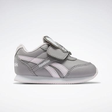 Girls Classics Grey Royal Classic Jogger 2 Shoes - Toddler