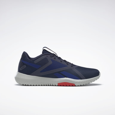 Reebok Flexagon Force 2 Bleu Hommes Fitness & Training