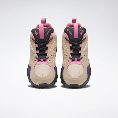 Women Classics Pink Aztrek Double Mix Trail Shoes