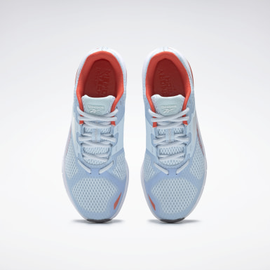 Women Running Blue Reebok Endless Road 2 Women's Running Shoes