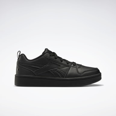 Boys Classics Black Reebok Royal Prime 2 Shoes