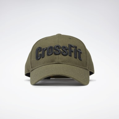 Cappellino Reebok CrossFit Verde Cross Training