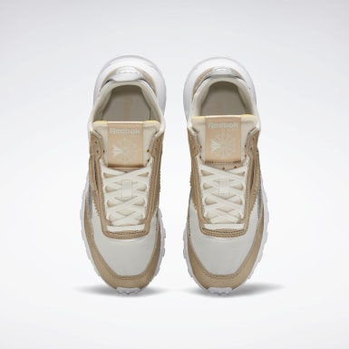 Women Classics Beige Classic Leather Legacy Women's Shoes