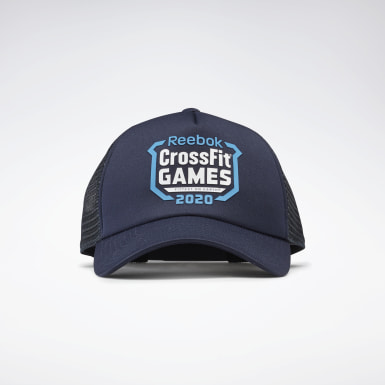 Gorra CrossFit® Games Trucker Azul Cross Training
