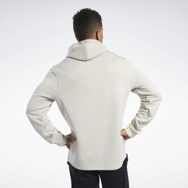 Sweat à capuche Speedwick Beige Hommes City Outdoor