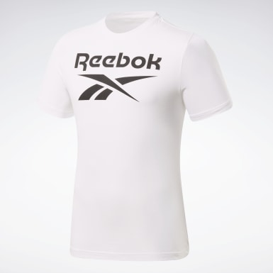 Футболка GS Reebok Stacked Tee