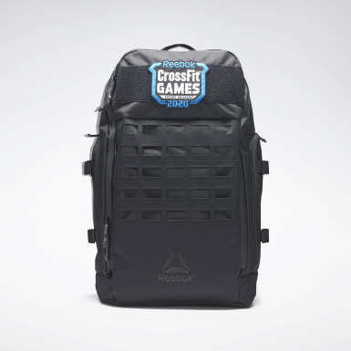 Cross Training CrossFit® Games Backpack Schwarz