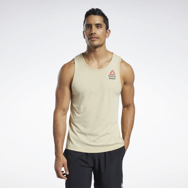 Herr Cross Training Reebok CrossFit® Games ACTIVCHILL+COTTON Tank Top