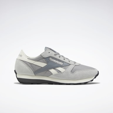 Classics Classic Leather AZ Shoes Grau