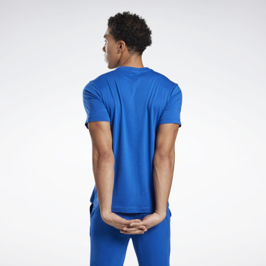 Polera Gráfica Stacked Hombre Fitness & Training