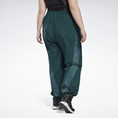 Women Studio Studio Woven Tracksuit Bottoms (Plus Size)