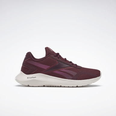 Women Running Burgundy Reebok Energylux 2 Women's Running Shoes