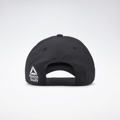 Gorra CrossFit® Baseball Negro Cross Training