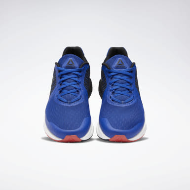Men Running Blue Reebok Grasse Road 2.0 ST Shoes
