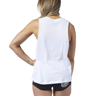 Musculosa Rc Distressed Games Crest