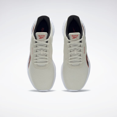 Men Running White Reebok Lite 2 Shoes