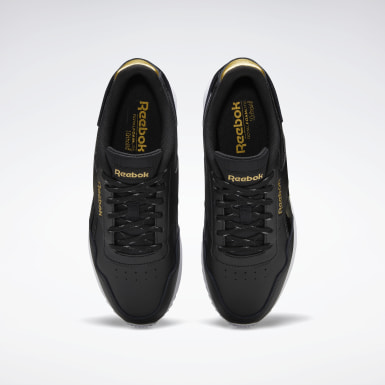 Tenis Royal Glide Ripple Double Reebok Negro Mujer Classics