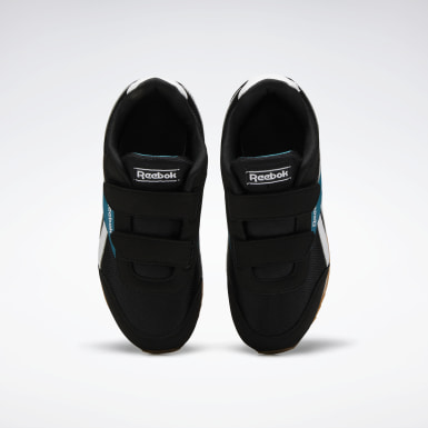Boys Classics Black Reebok Royal Classic Jogger 2.0 Shoes