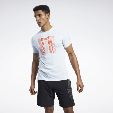 T-shirt Reebok CrossFit® ACTIVCHILL+COTTON