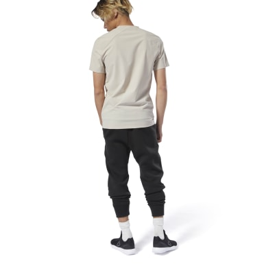 Men Training Black Training Supply Knit Joggers