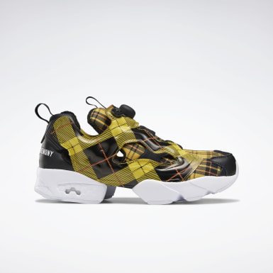 Classics White Opening Ceremony Instapump Fury  OG Shoes