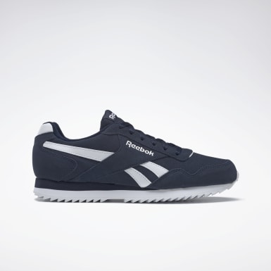 Men Classics Blue Reebok Royal Glide RPL