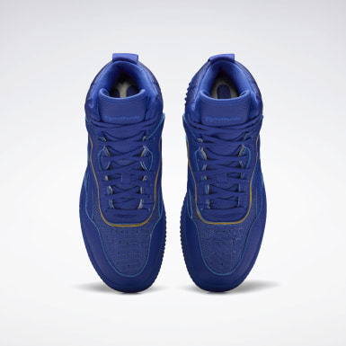 Classics Blue VB Dual Court Mid II Shoes
