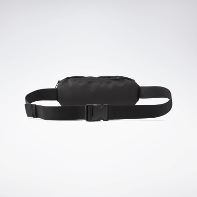Riñonera Training Essentials Negro Outdoor Urbano