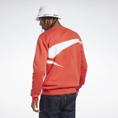 Classics Red Classics International Crew Sweatshirt