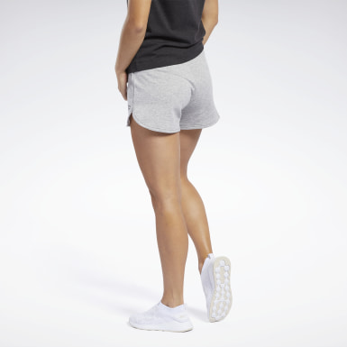 Women Cross Training Grey Training Essentials Shorts