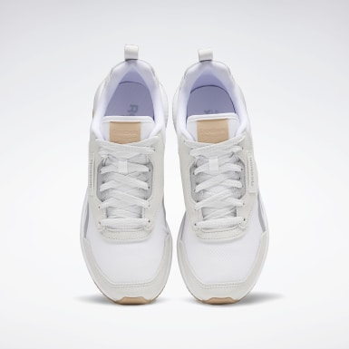 Men Classics White Reebok Tradition Shoes