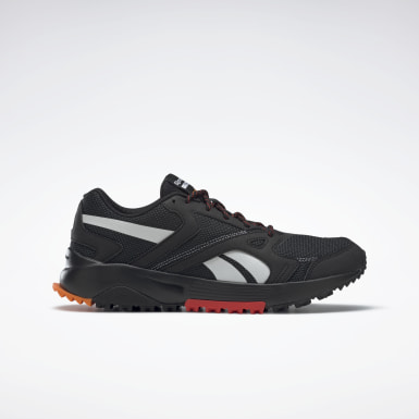 Men Trail Running Black Lavante Terrain Shoes