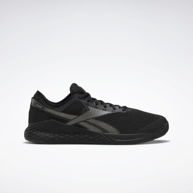 Men Cross Training Black Reebok Nano 9 Men's Training Shoes