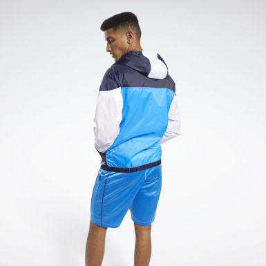 Men Training Blue MYT Jacket